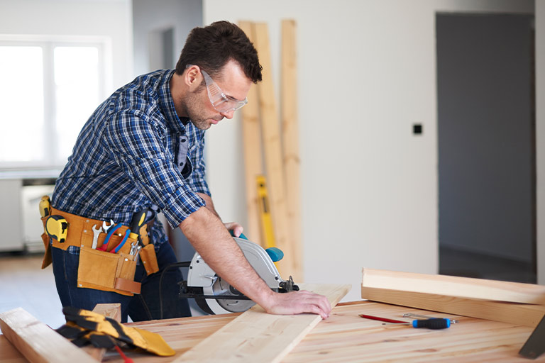 accounting for carpenters
