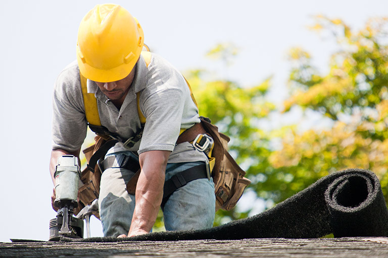 accounting for roofers